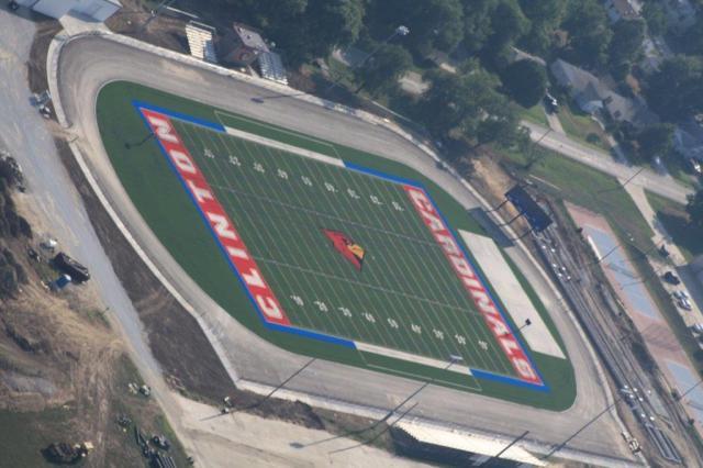 cardinal field 2